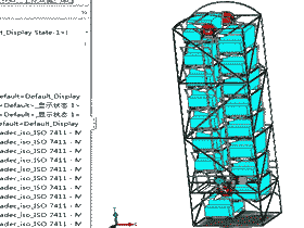 立体车库/车辆提升机/3D图纸模型