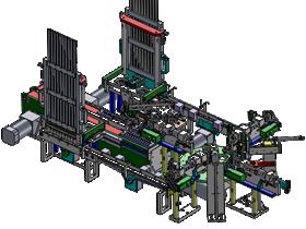 USB接口组装/3D图纸/三维模型