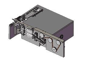 联动送料插针折弯机 ZDAC1009