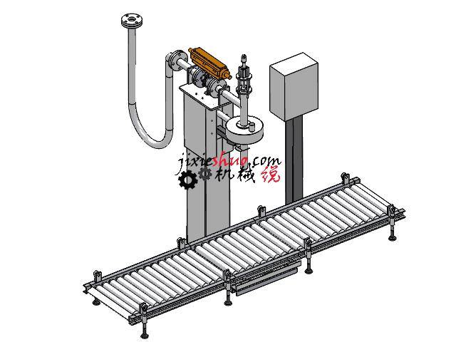 液体灌装机_ZDBF1007