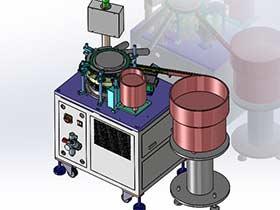 香水喷头泵心密封圈组装机