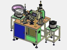 圆形盖组装机/自动装配线