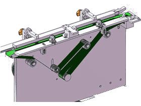 皮带输送机构_SPSB1002_3D图纸