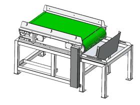 小型SW皮带线 3D模型 图纸