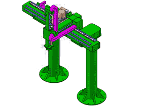 工业直角坐标机械手_RBAE1003