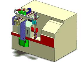 车床机械手Solidworks2012_RBAE2011