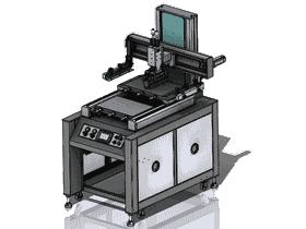 SPAA2001_双平台丝网印刷机