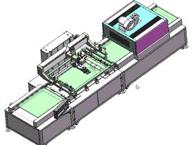 全自动丝网印刷机_SPAA2002