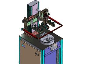 圆盘式丝印机_SPAA2006