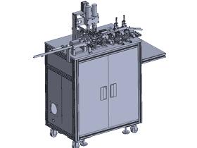 双主轴连接器打螺丝机_自动组装机_SPLC1001