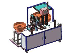 双主轴自动打螺母设备_F73_SPLC1003