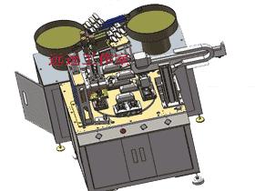 转盘式多工位_全自动锁螺丝机_SPLD1002