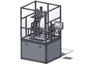 4主轴自动锁螺丝机_SPLD1004