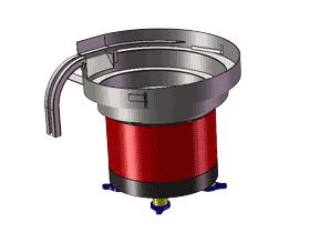 振动盘3D模型_K398_SPHE2005