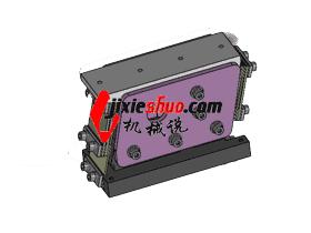直线振动器-140_k370_SPHE2007_3D图纸