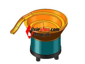 振动盘_SPHE2014_3D图纸