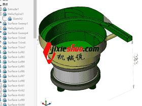 振动盘_SPHE2015_3D图纸