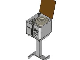 振动盘(带防尘罩)_E99_SPHE1001_3D图纸