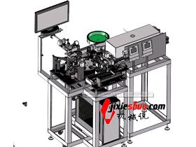 多功位线圈自动组装机_ZDRA1003_3D图纸模型