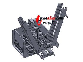 绕线机_ZDRA1004_3D图纸模型