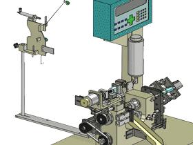绕线机_ZDRB2002_3D图纸模型