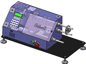 绕线机_ZDRB2003_3D图纸