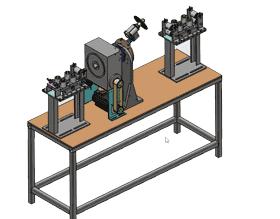 包绕机/绕线机_ZDRB2006_3D图纸模型