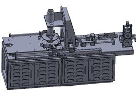 电缆绕线机_ZDRB2008_3D模型