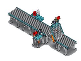 大型输送装配一体化输送流水线_SPSA2001_3D图纸模型