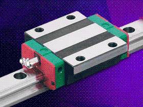 上银Hiwinmi滚珠丝杆直线导轨线型模组轴承 solidworks 3D标准件库 三维零件库