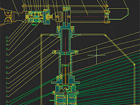 多用途气动机器人结构设计(论文+DWG图纸) BYDB003