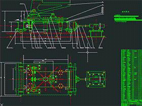 移栽翻板机械手 BYDB007 solidworks 3D图纸 三维模型