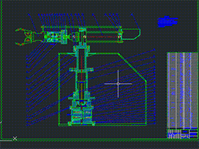 多用途气动机器人结构设计(论文+DWG图纸) BYDB009 solidworks 3D图纸 三维模型