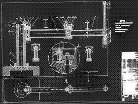 平面关节型机械手设计(论文+DWG图纸) BYDB010 solidworks 3D图纸 三维模型