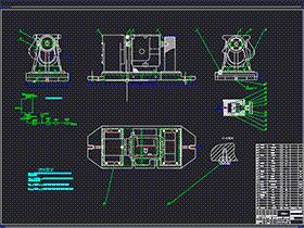 BJ-130汽车变速箱壳体工艺及其夹具设计 BYEA0003 dwg图纸 三维模型