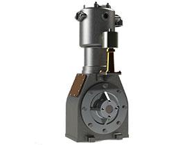 小型空气压缩机模型 3D模型 GTBA2002 solidworks  3D图纸 三维模型