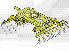 袋装码垛机械手 RBBA1002 solidworks 图纸 三维模型