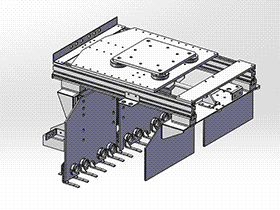 500和600ml抓手 带工程图 RBBA2006 solidworks 图纸 三维模型