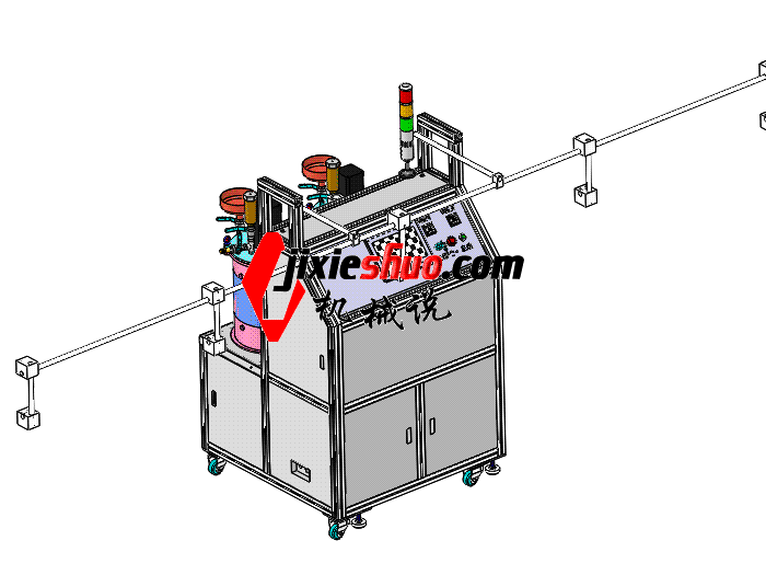 悬臂式灌胶机 SPAH2012 solidworks格式 3D图纸 三维模型