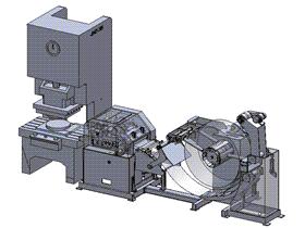 三合一送料机 SPHC1002 solidworks  3D图纸 三维模型