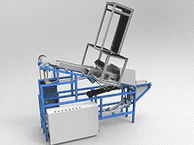 分选机 sphl1003 solidworks 3D图纸 三维模型