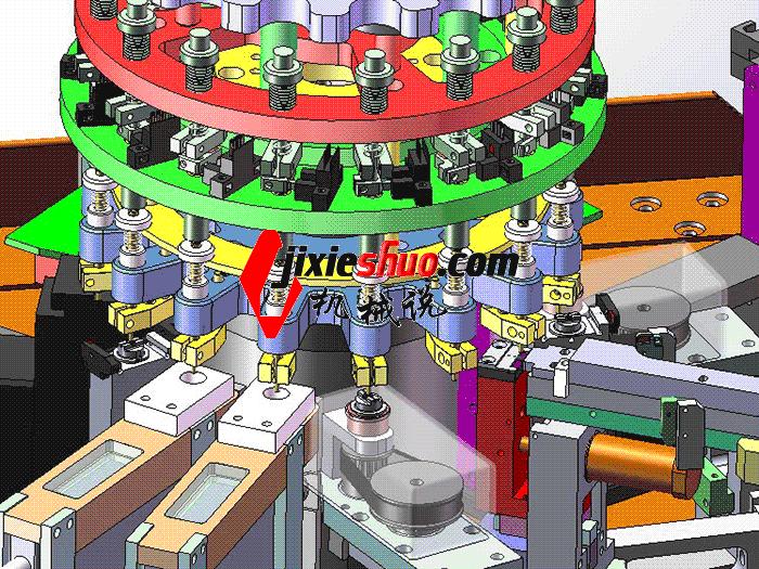 半导体SMD元件测试分选一体机 sphl2004 solidworks格式 3D图纸 三维模型