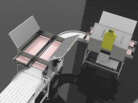 食品清洗机 输送机 SPJA2021 Solidworks 格式 3D图纸 三维模型