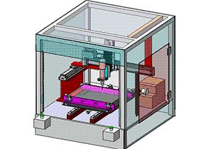 螺丝拧紧机 SPLA2011 solidworks 3D图纸 三维模型