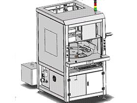 全自动打螺丝机 SPLE1005 solidworks  3D图纸 三维模型