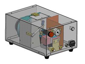 【原创】手持式打螺丝机 带工程图 SPLS3001 solidworks  3D图纸 三维模型