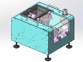 经典螺丝机供料器 splw2002 Solidworks格式 3D图纸 三维模型