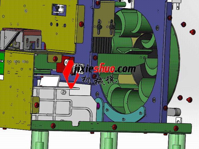 滚筒式螺丝供料器 splw2005 Solidworks格式 3D图纸 三维模型