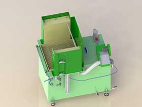 除锈清洗机 SPWB1008 solidworks  3D图纸 三维模型