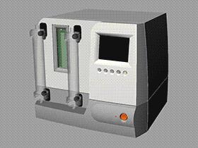 透析器复用清洗机 SPWB1011 solidworks 3D图纸 三维模型
